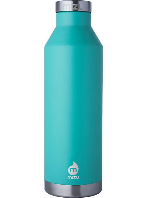 MIZU V8 - Recipientes para bebidas - with Stainless Steel Cap 800ml Turquesa